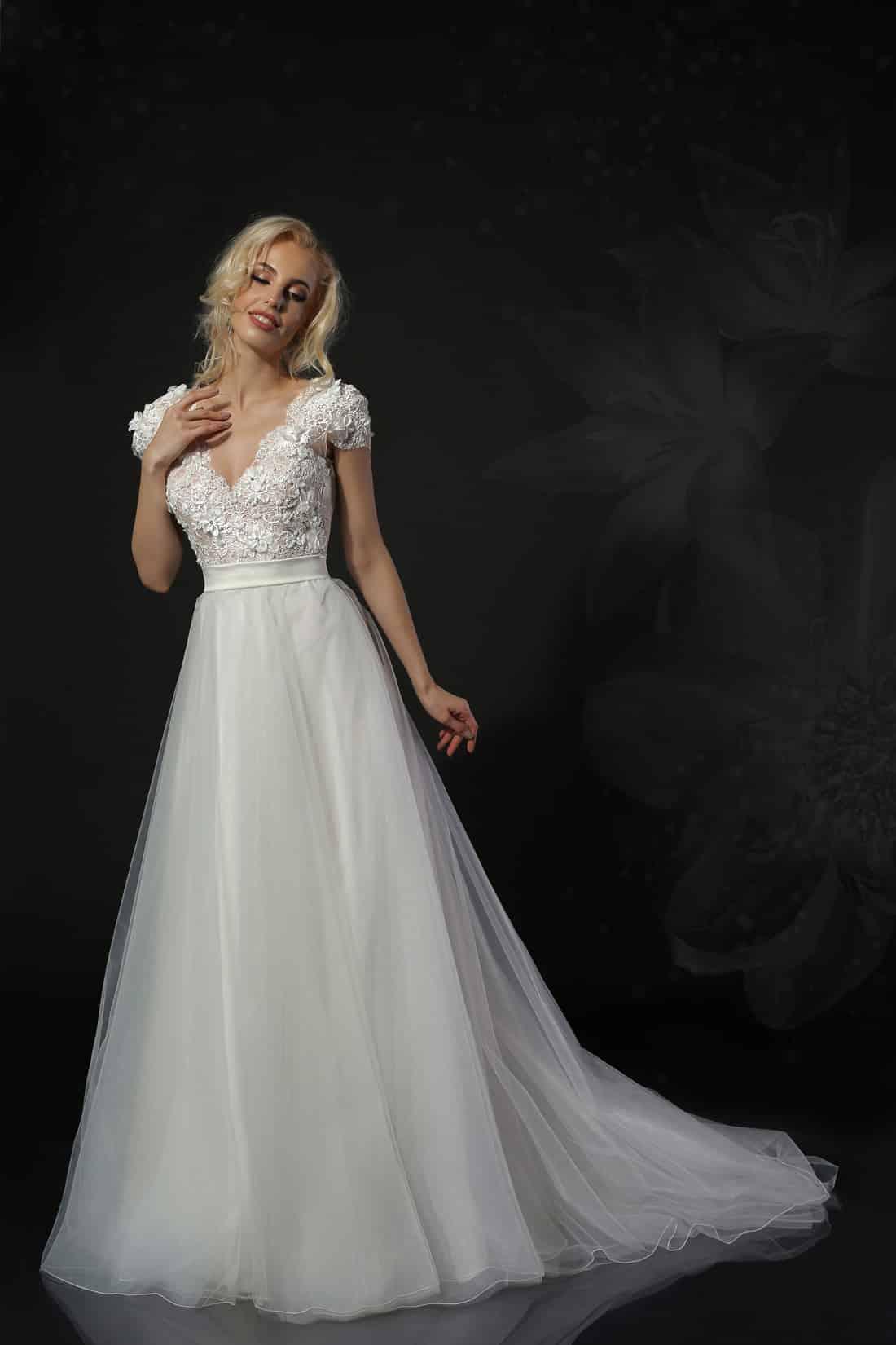 Carla- Colectia Feeria - Adora Sposa (4)