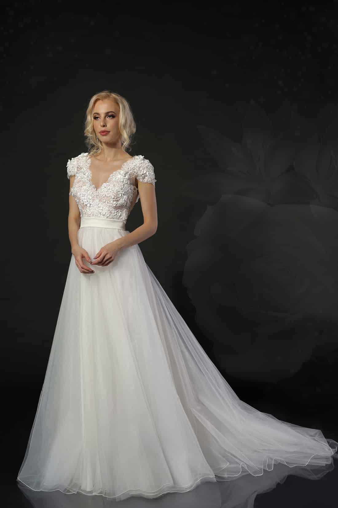 Carla- Colectia Feeria - Adora Sposa (5)