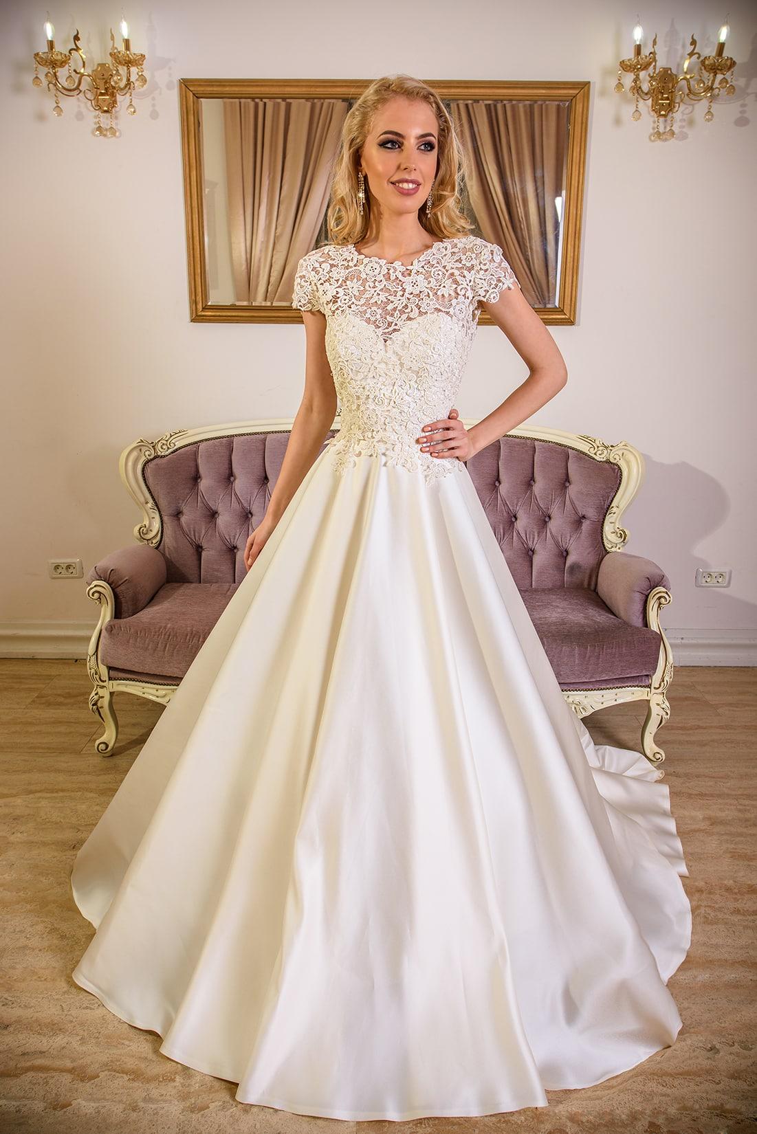 Nadine Model - Colectia Baroque - Adora Sposa