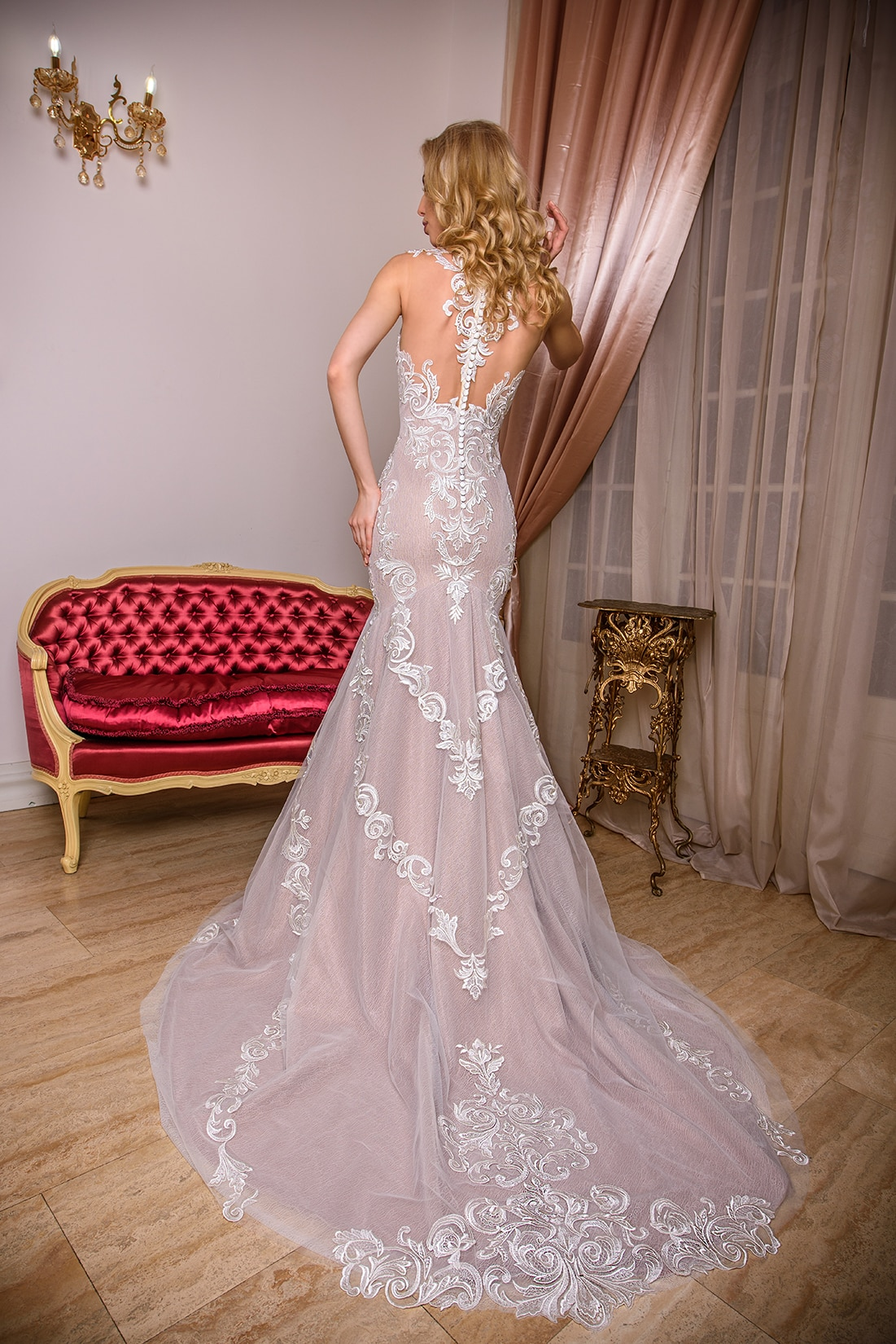 Nancy Model - Colectia Baroque - Adora Sposa (2)