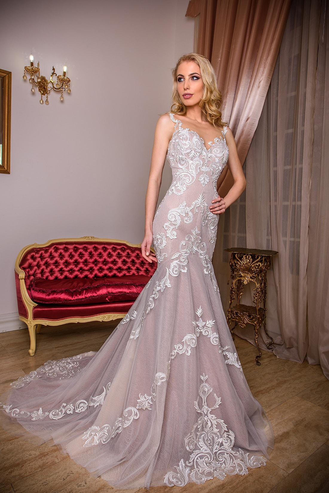 Nancy Model - Colectia Baroque - Adora Sposa