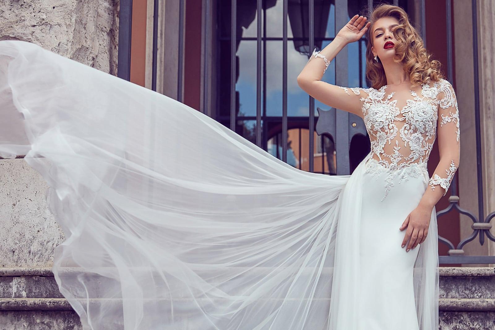 Naomi Model - Colectia Roma - Adora Sposa (2)