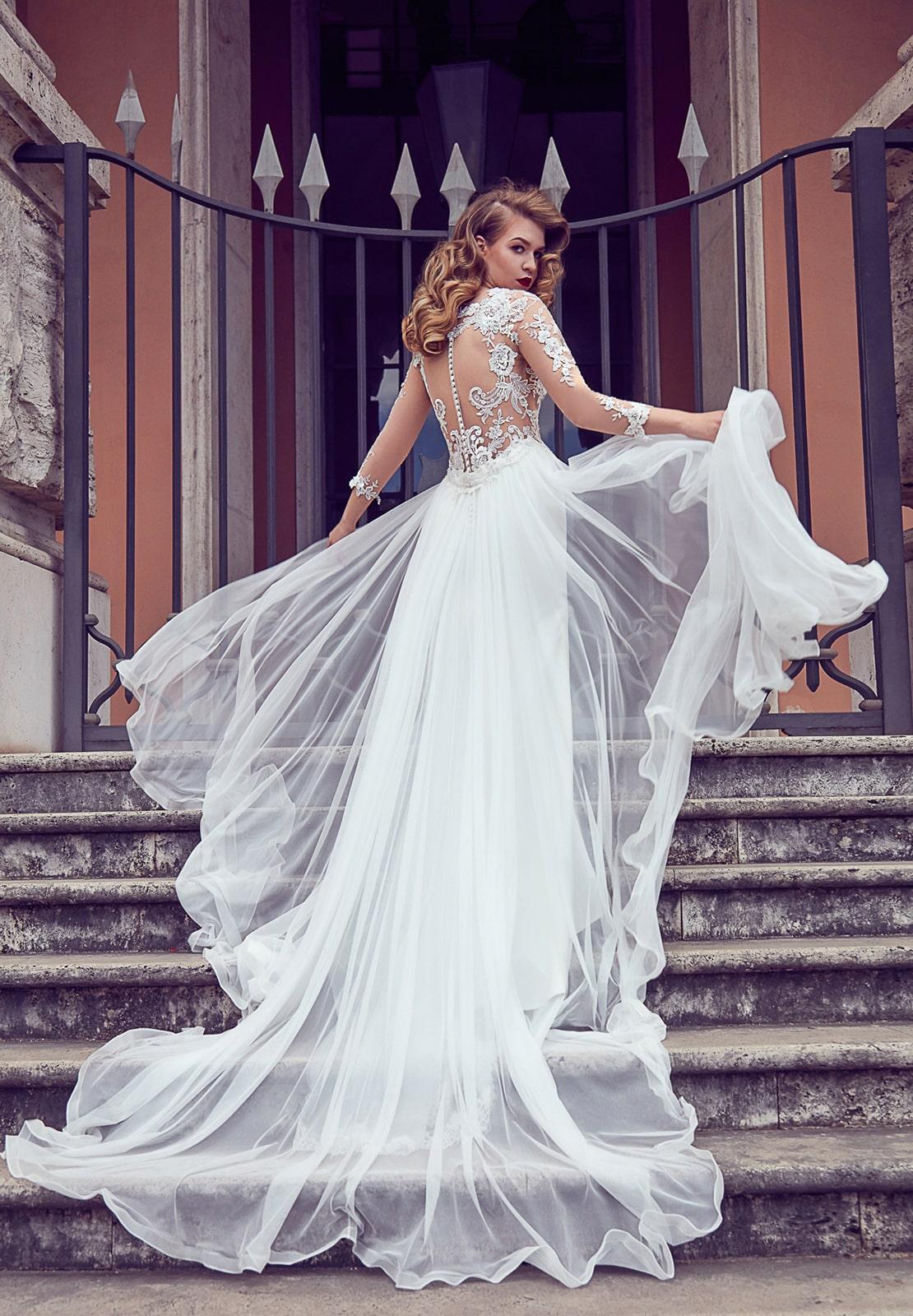 Naomi Model - Colectia Roma - Adora Sposa (3)