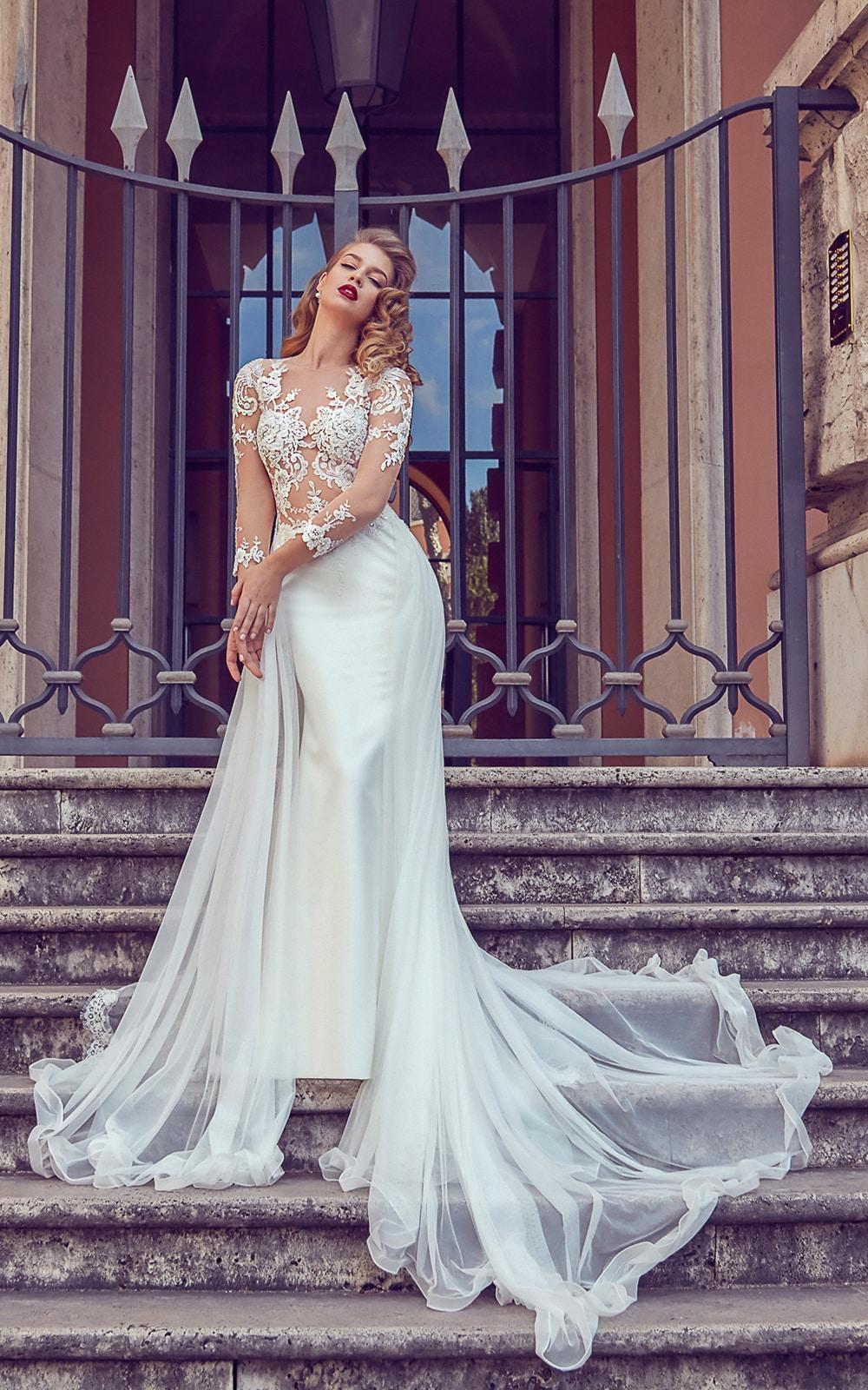 Naomi Model - Colectia Roma - Adora Sposa