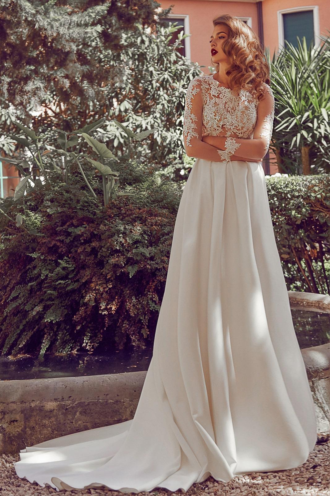 Narnia Model - Colectia Roma - Adora Sposa