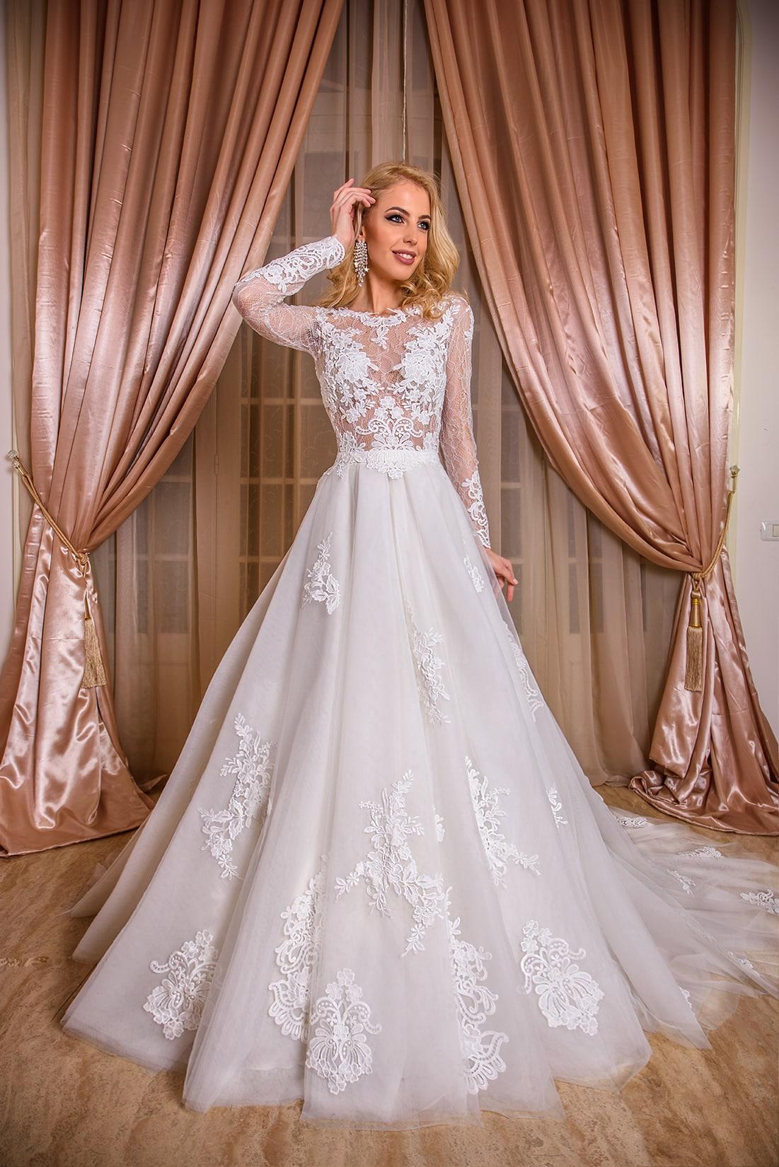 Nastasia Model - Colectia Baroque - Adora Sposa