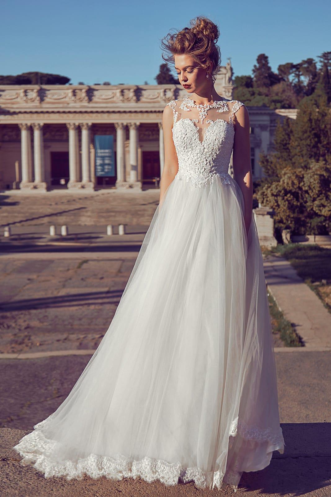 Natalie Model - Colectia Roma - Adora Sposa