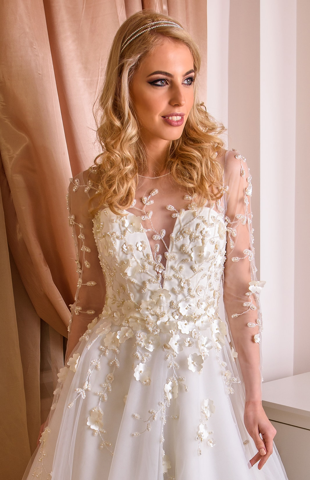 Natasha Model - Colectia Baroque - Adora Sposa (3)