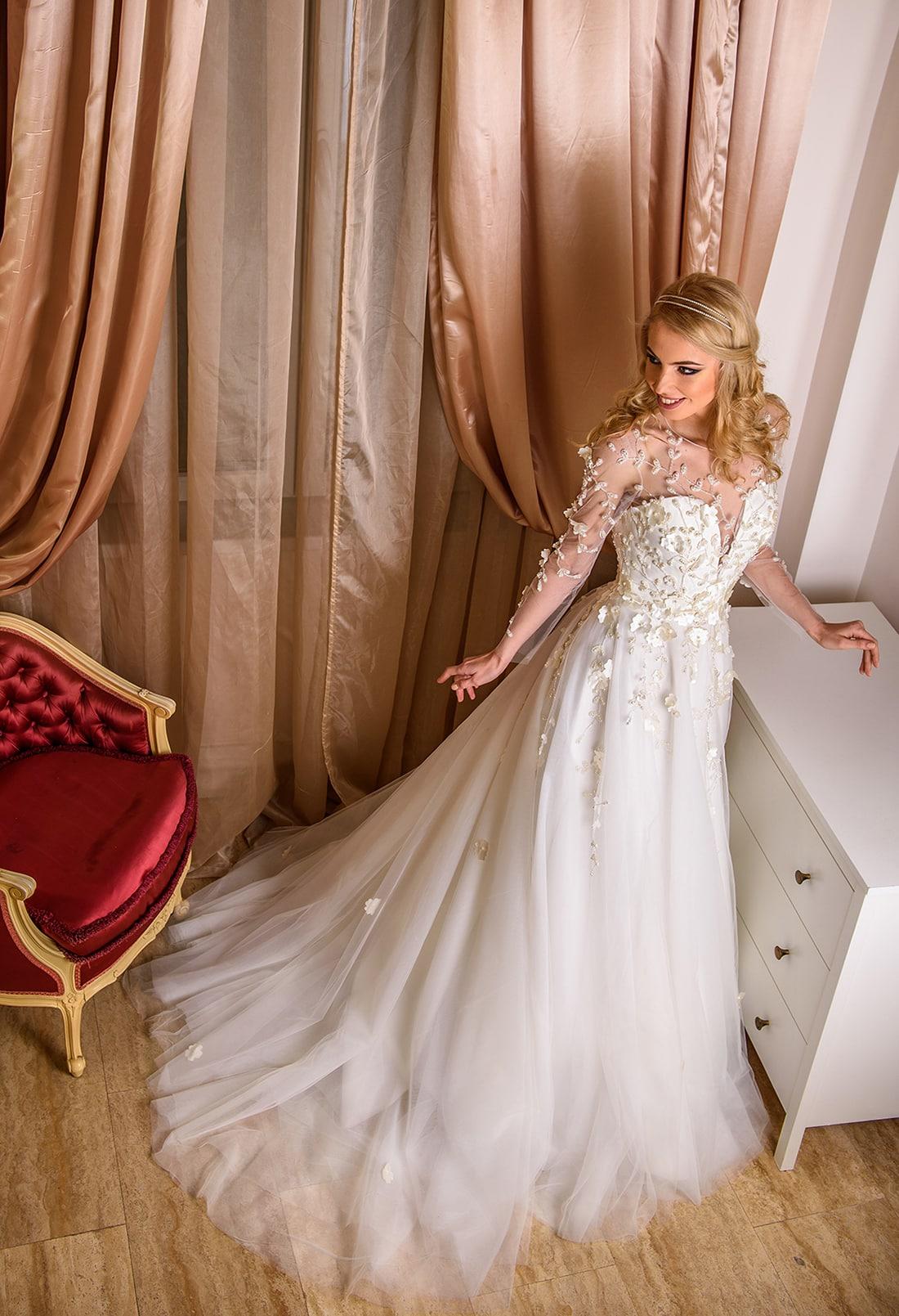 Natasha Model - Colectia Baroque - Adora Sposa (4)