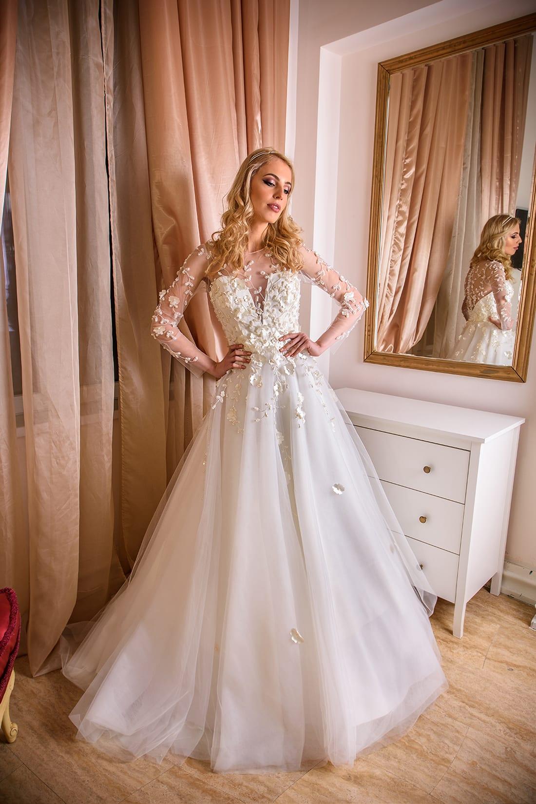 Natasha Model - Colectia Baroque - Adora Sposa