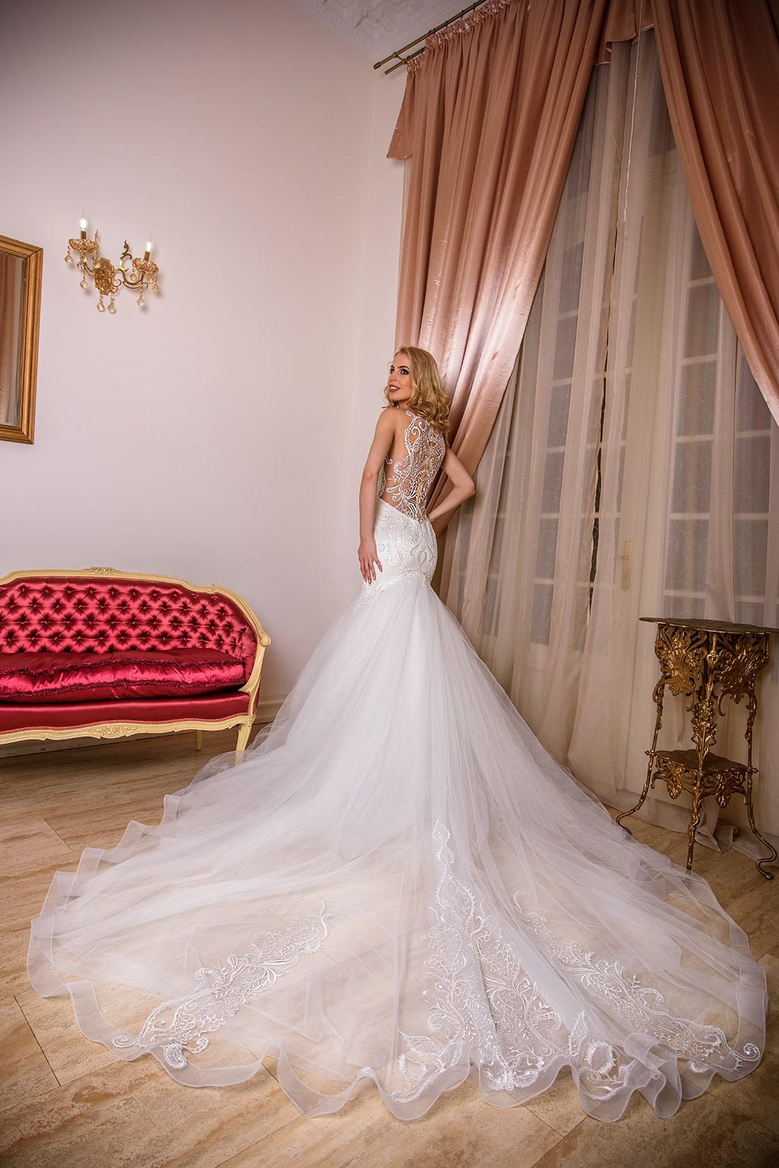 Nayan Model - Colectia Baroque - Adora Sposa (4)