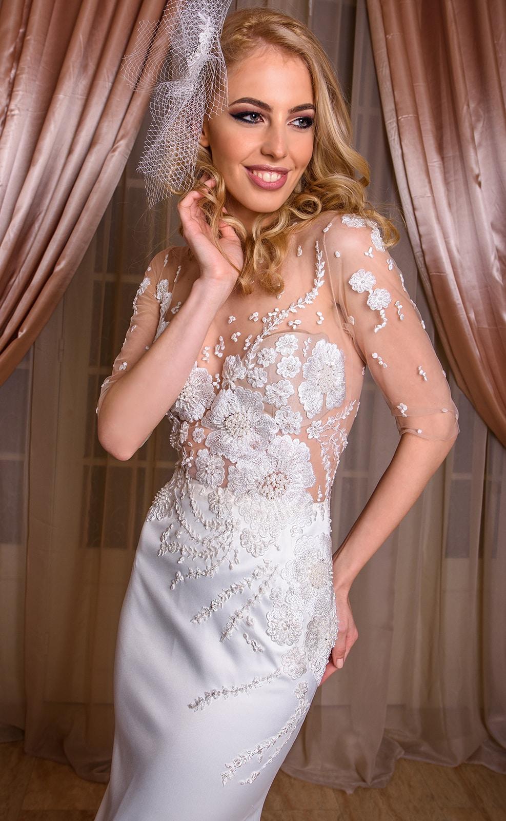 Nelda Model - Colectia Baroque - Adora Sposa (3)