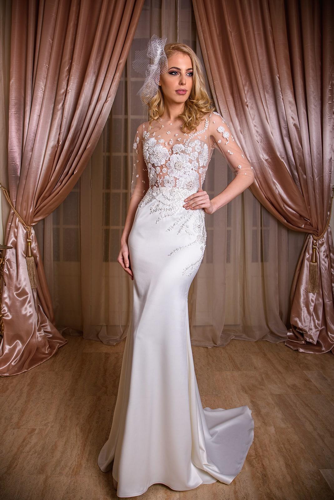 Nelda Model - Colectia Baroque - Adora Sposa