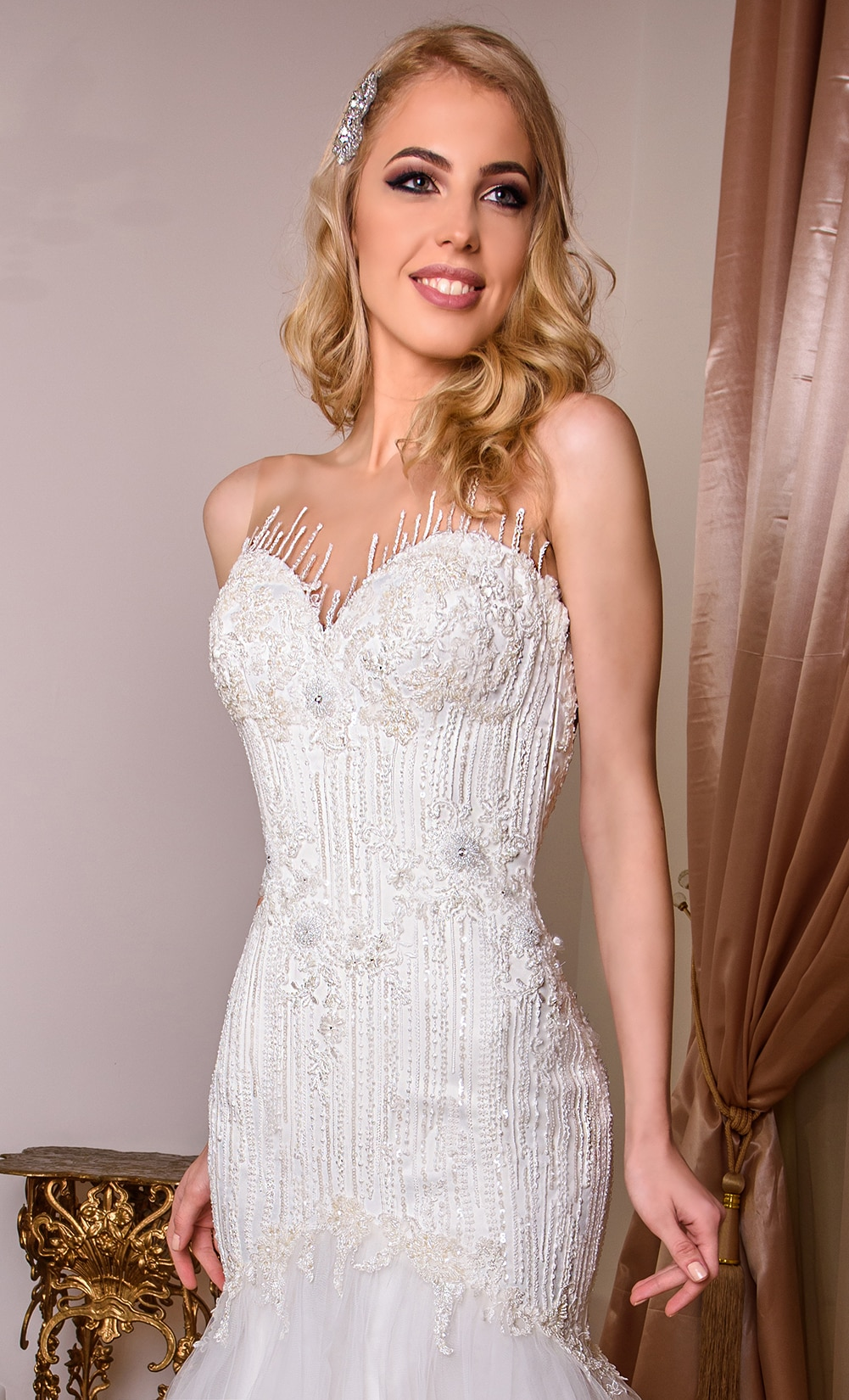 Nevada Model - Colectia Baroque - Adora Sposa (3)