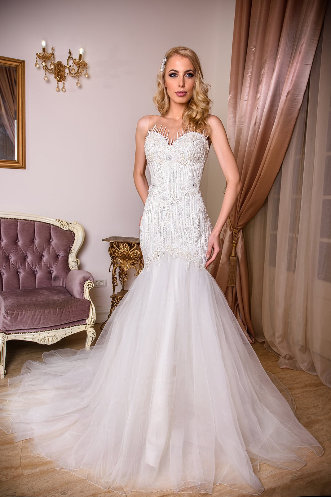 Nevada Model - Colectia Baroque - Adora Sposa