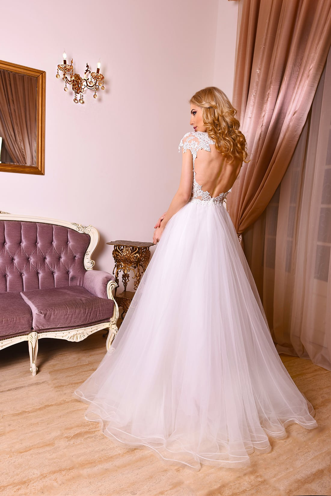 Nicola Model - Colectia Baroque - Adora Sposa (2)
