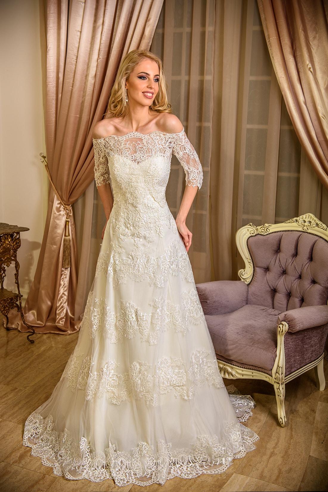 Nidia Model - Colectia Baroque - Adora Sposa