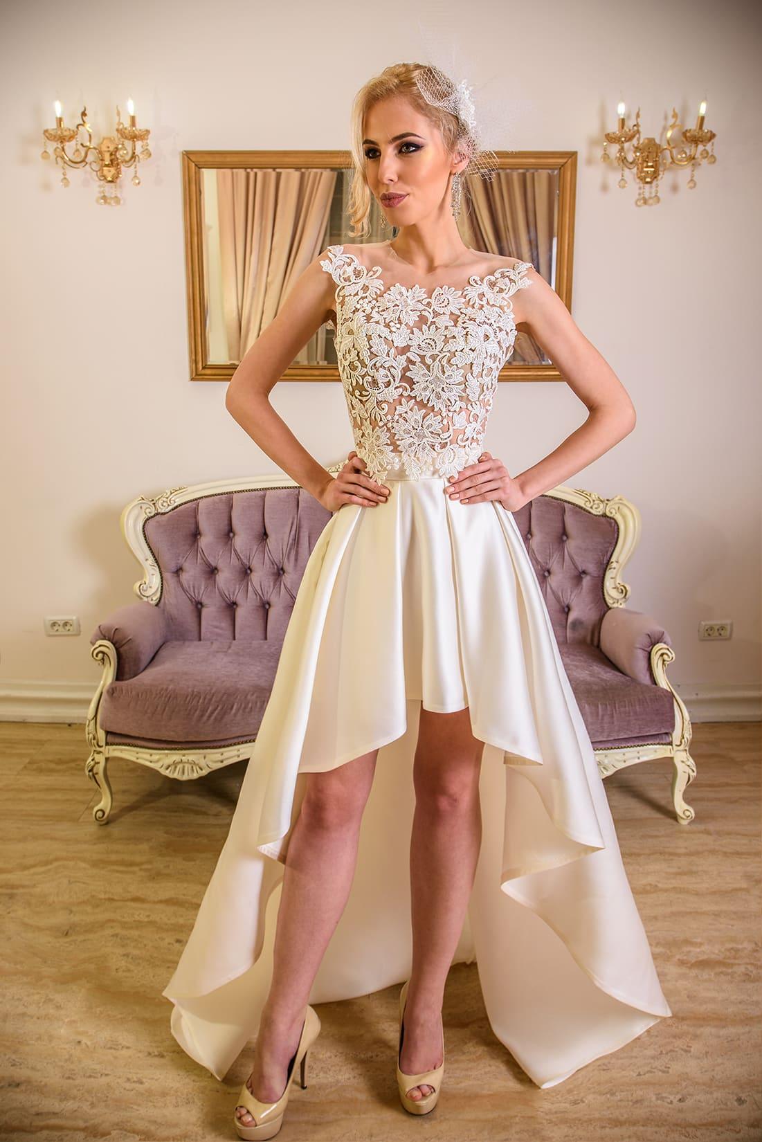 Nina Model - Colectia Baroque - Adora Sposa