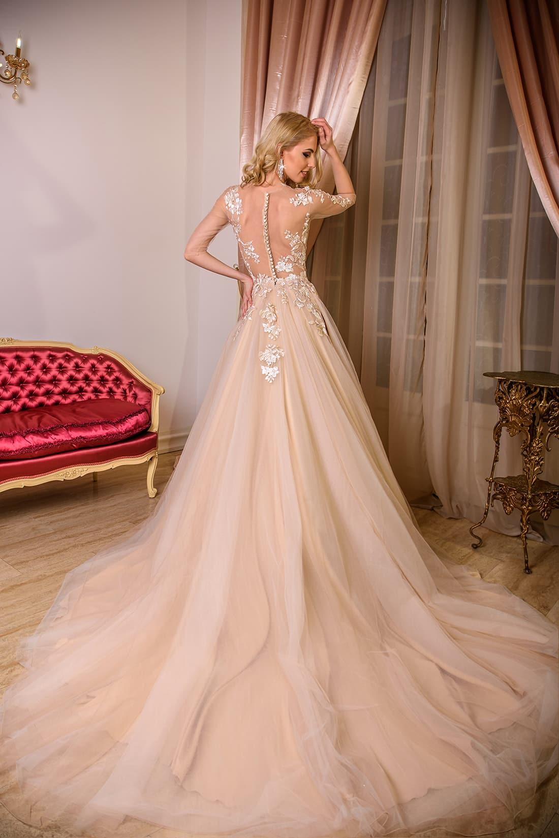Nisa Model - Colectia Baroque - Adora Sposa (2)