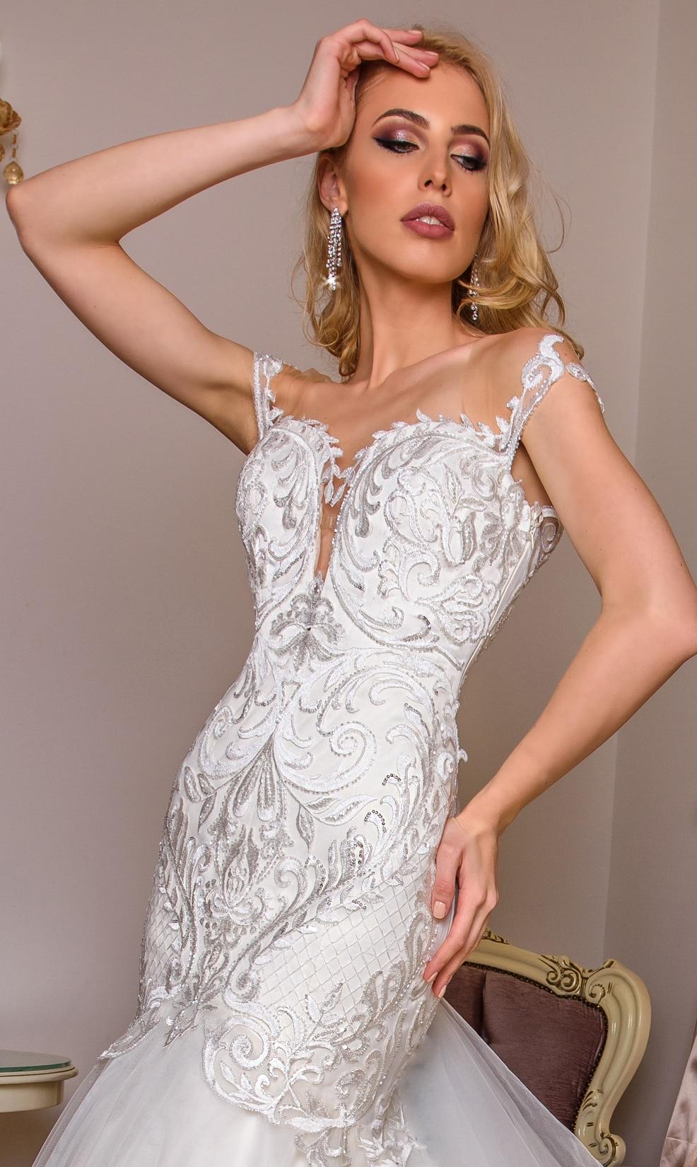 Noelle Model - Colectia Baroque - Adora Sposa (3)