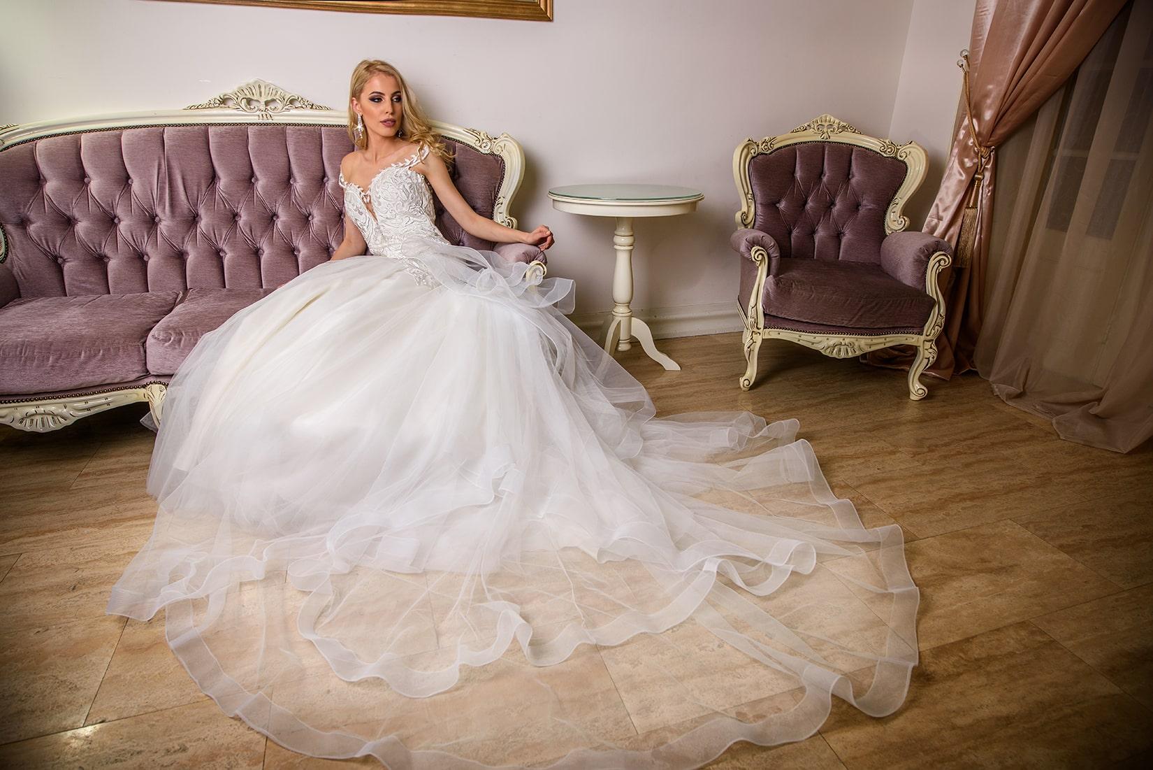 Noelle Model - Colectia Baroque - Adora Sposa (4)
