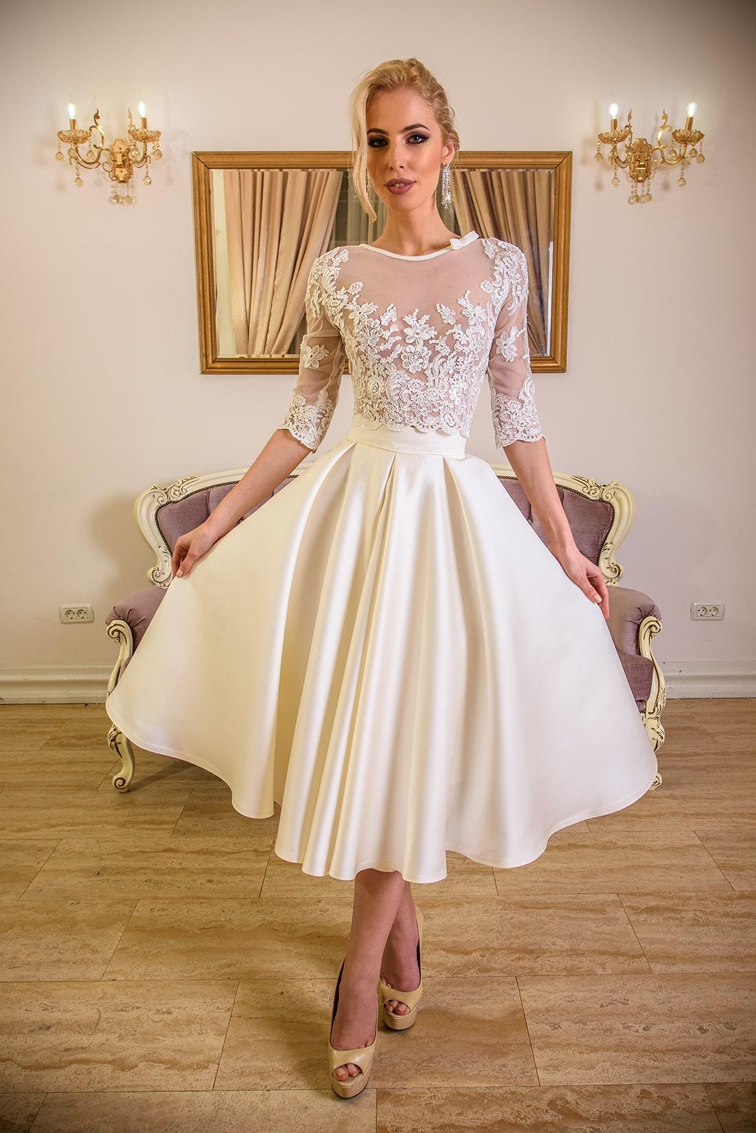Norma Model - Colectia Baroque - Adora Sposa