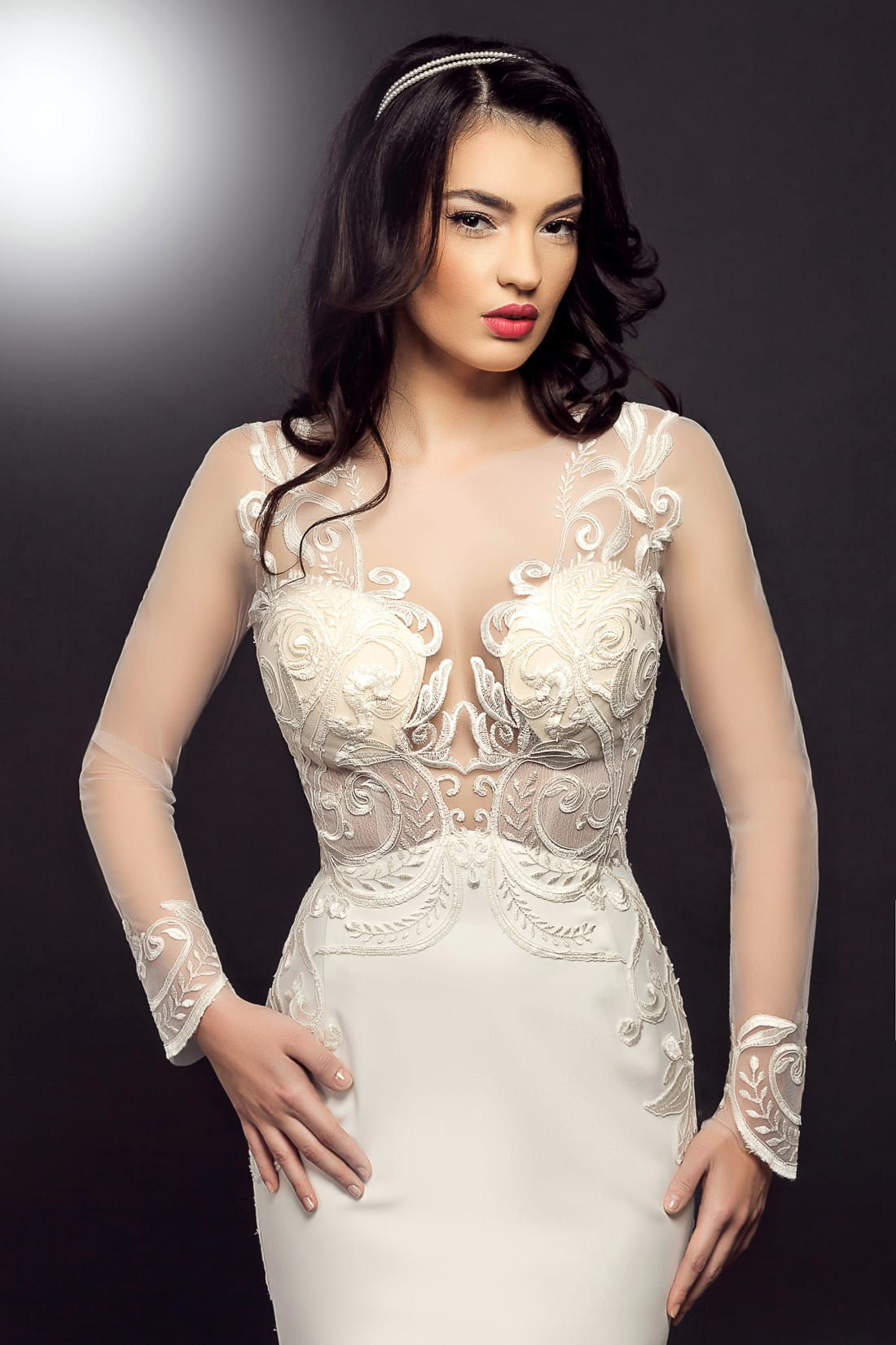 Pacifica Model - Colectia Dreams - Adora Sposa (3)
