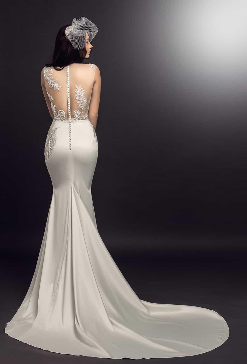 Rochie de mireasa Phoenix Model - Colectia Dreams - Adora Sposa (2)