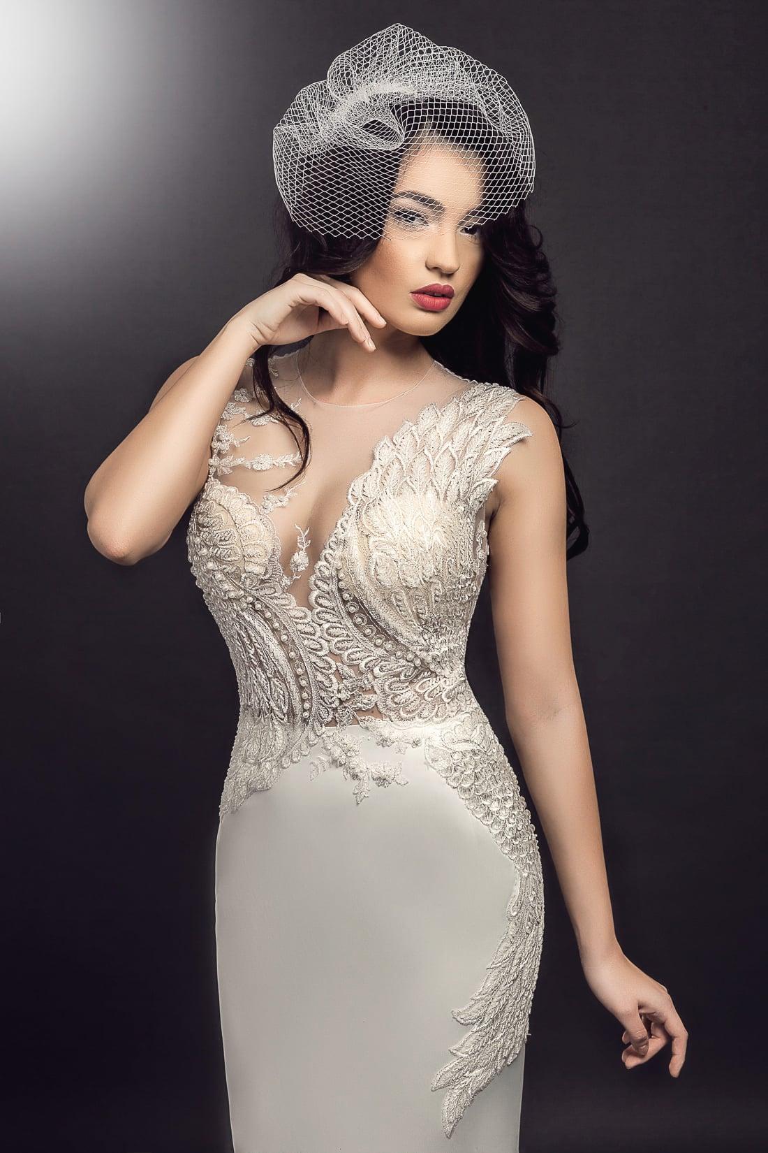 Rochie de mireasa Phoenix Model - Colectia Dreams - Adora Sposa (3)