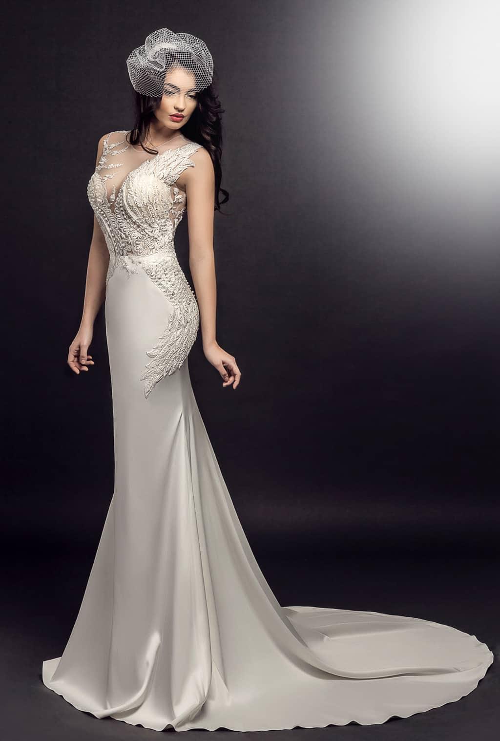 Rochie de mireasa Phoenix Model - Colectia Dreams - Adora Sposa