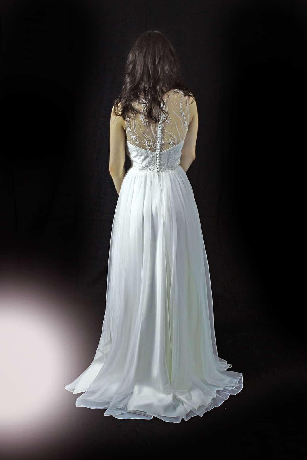 Rochie de mireasa Placida Model - Colectia Dreams - Adora Sposa (2)