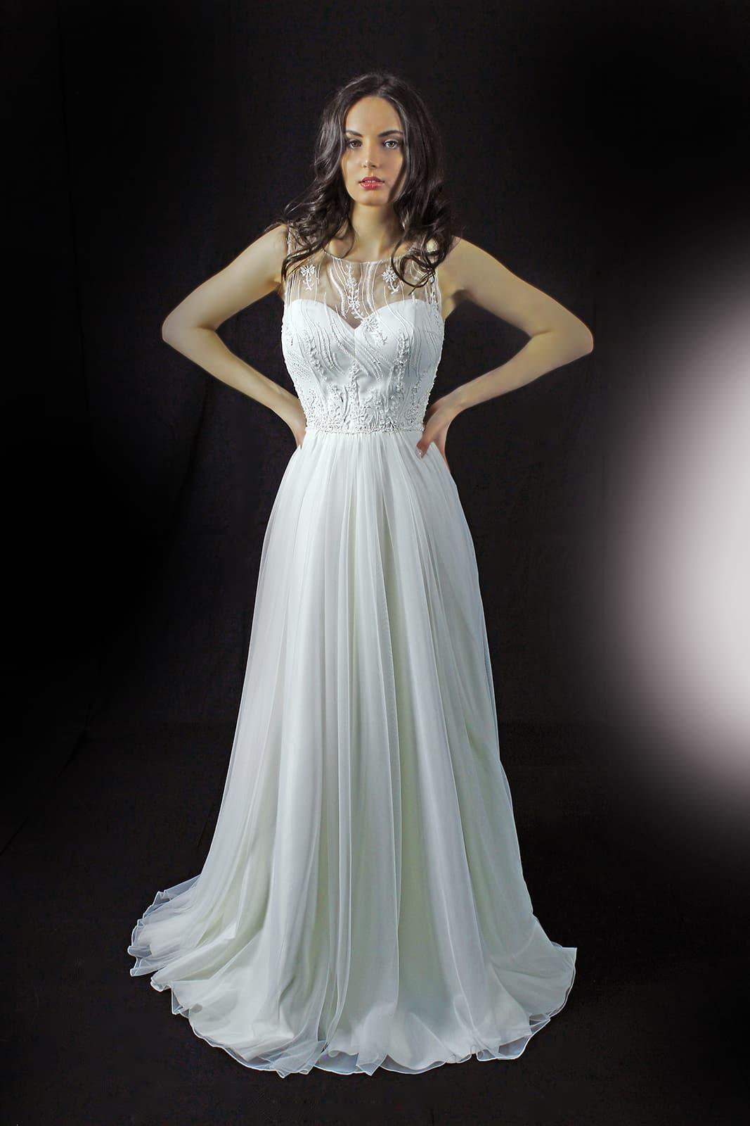 Rochie de mireasa Placida Model - Colectia Dreams - Adora Sposa
