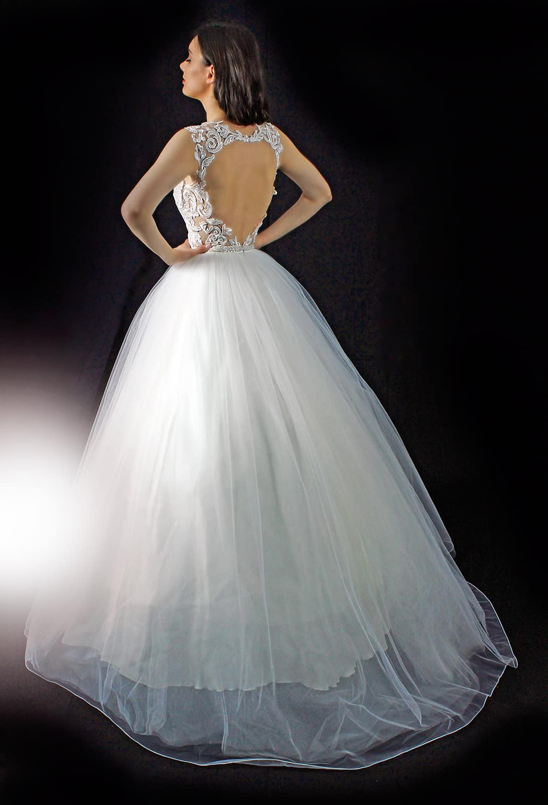 Rochie de mireasa Plevna Model - Colectia Dreams - Adora Sposa (3)