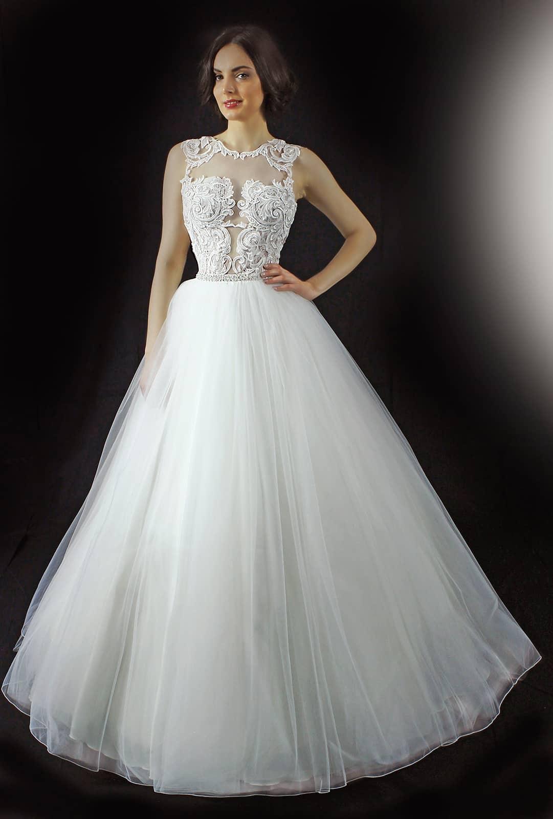 Rochie de mireasa Plevna Model - Colectia Dreams - Adora Sposa