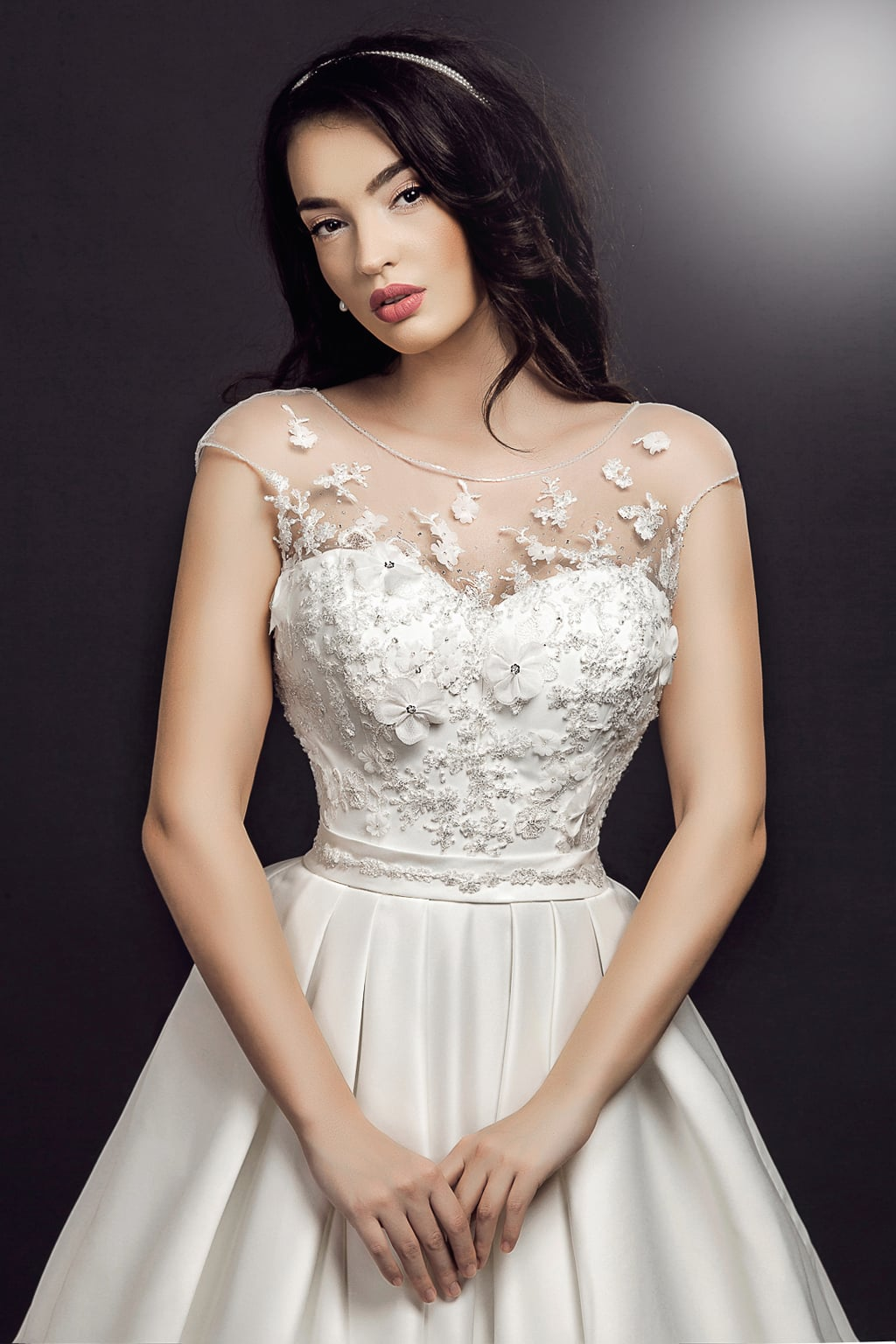 Rochie de mireasa Primavera Model - Colectia Dreams - Adora Sposa (3)