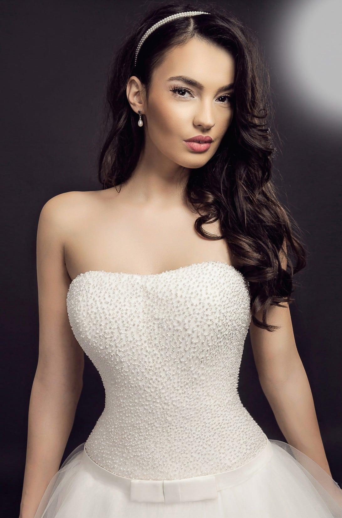 Rochie de mireasa Princess Model - Colectia Dreams - Adora Sposa (2)