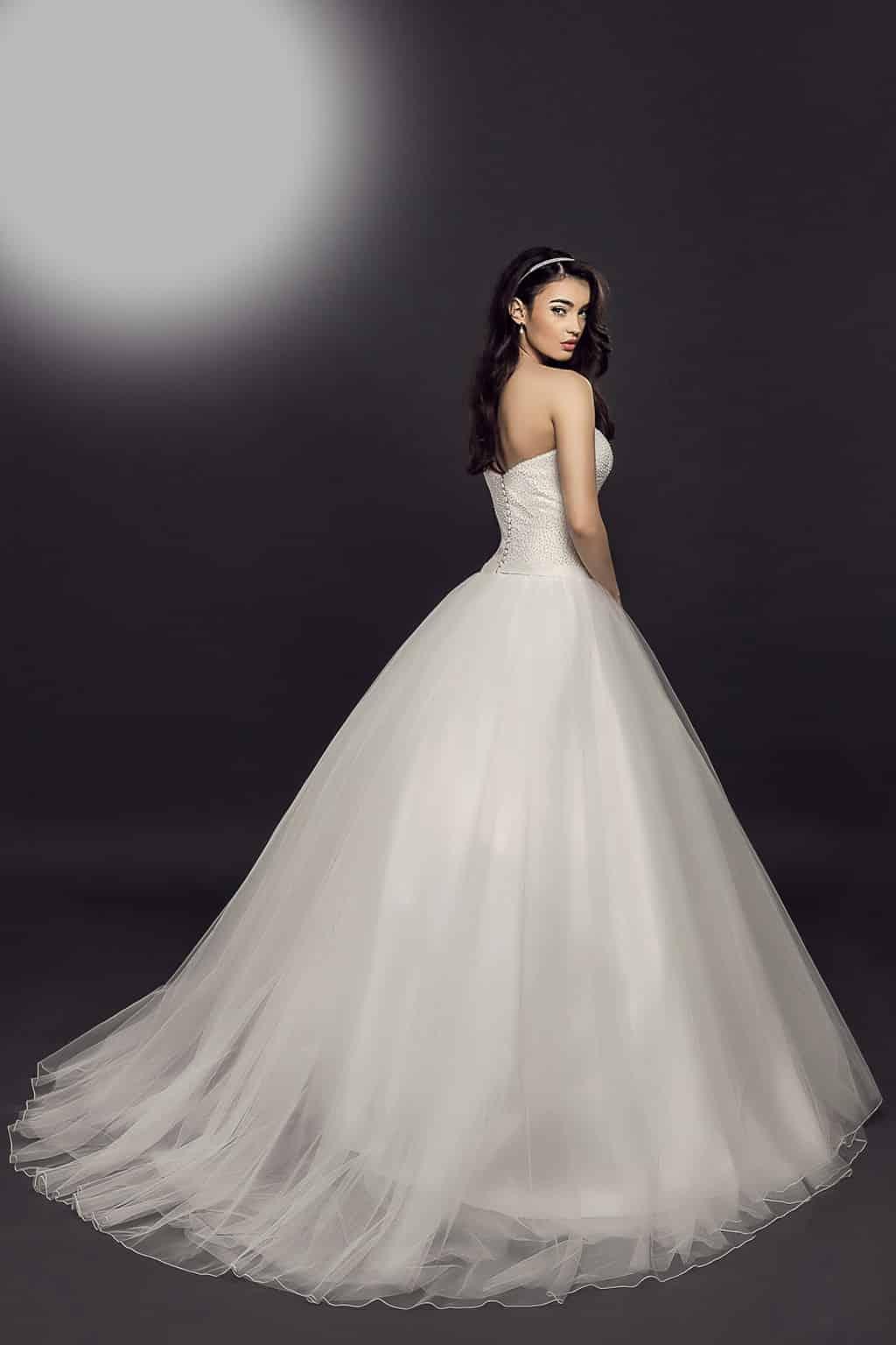 Rochie de mireasa Princess Model - Colectia Dreams - Adora Sposa (3)
