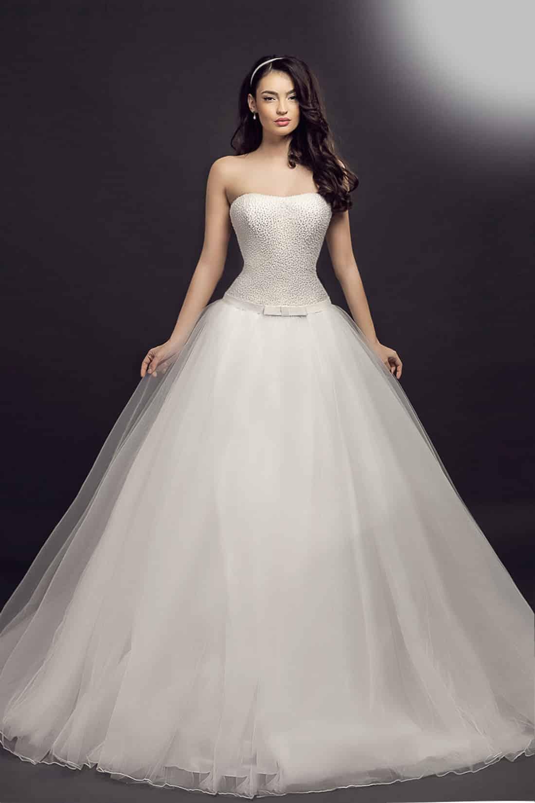 Rochie de mireasa Princess Model - Colectia Dreams - Adora Sposa