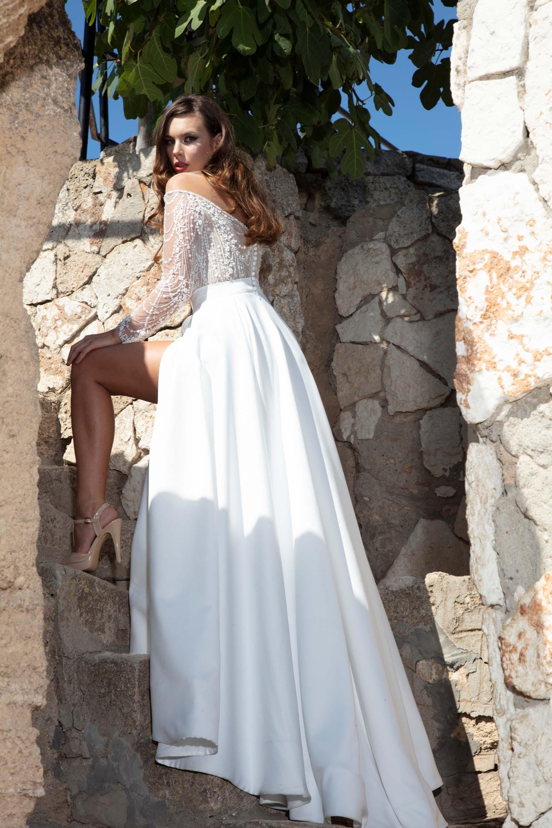 Rochie de Mireasa - Model Fabiana - Adora Sposa (14)