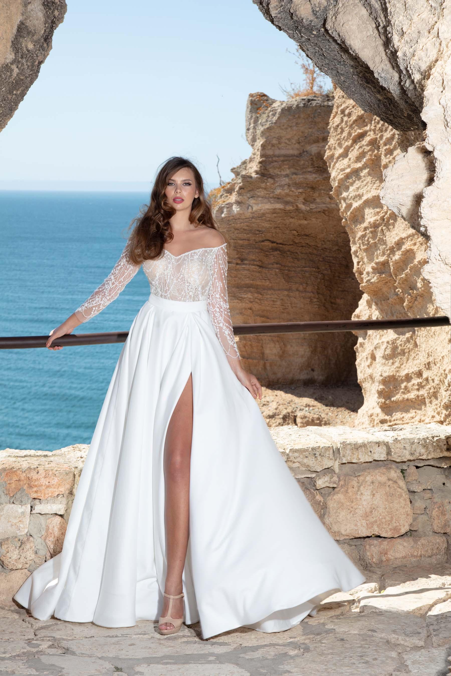 Rochie de Mireasa - Model Fabiana - Adora Sposa (2)