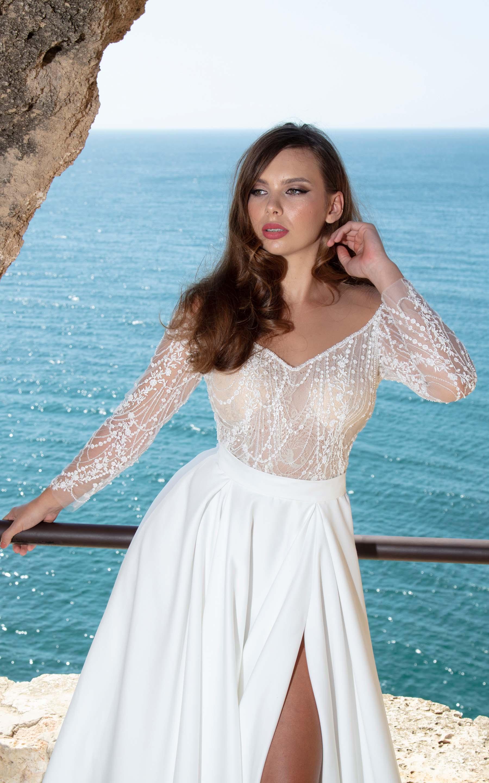 Rochie de Mireasa - Model Fabiana - Adora Sposa (6)