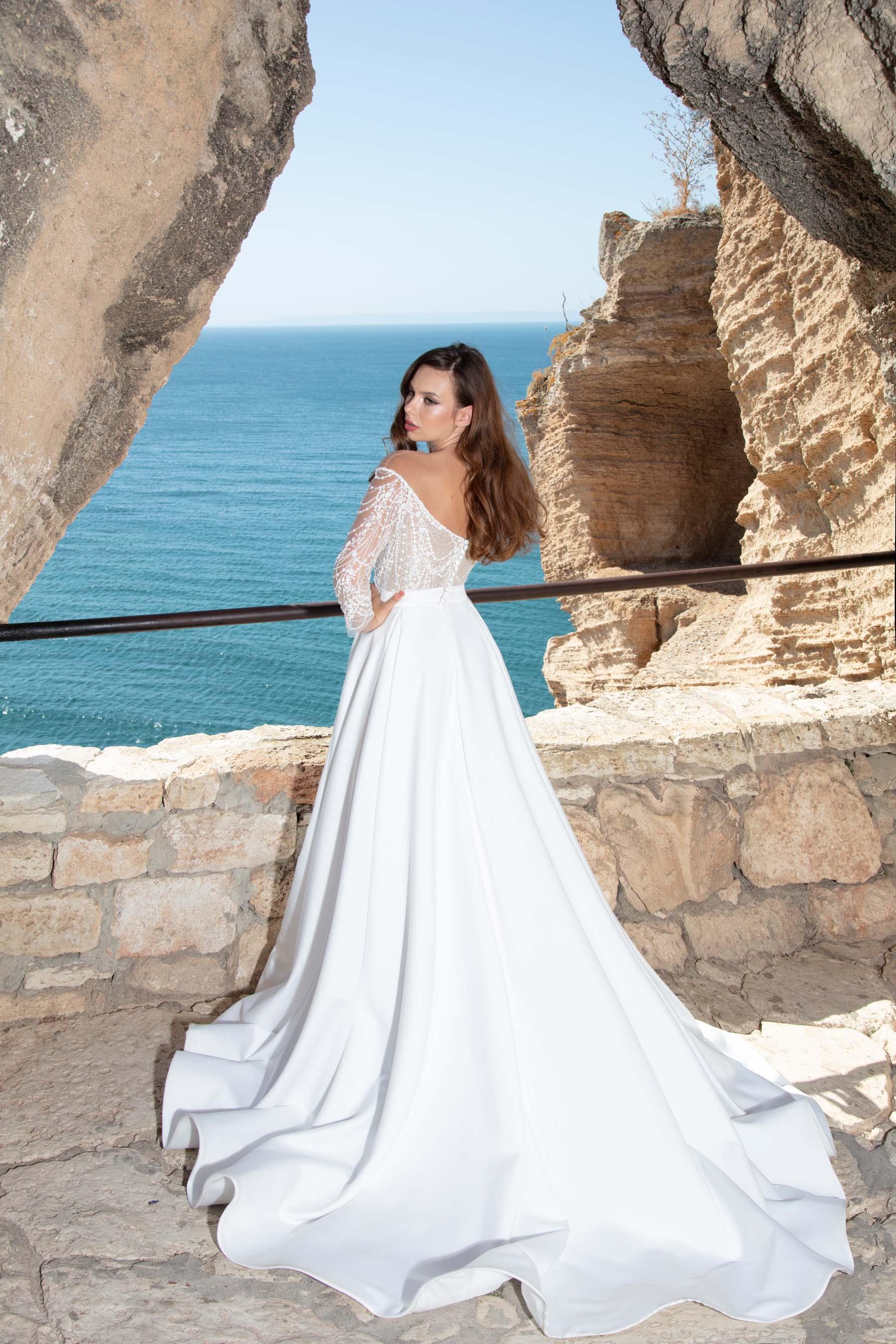 Rochie de Mireasa - Model Fabiana - Adora Sposa (8)