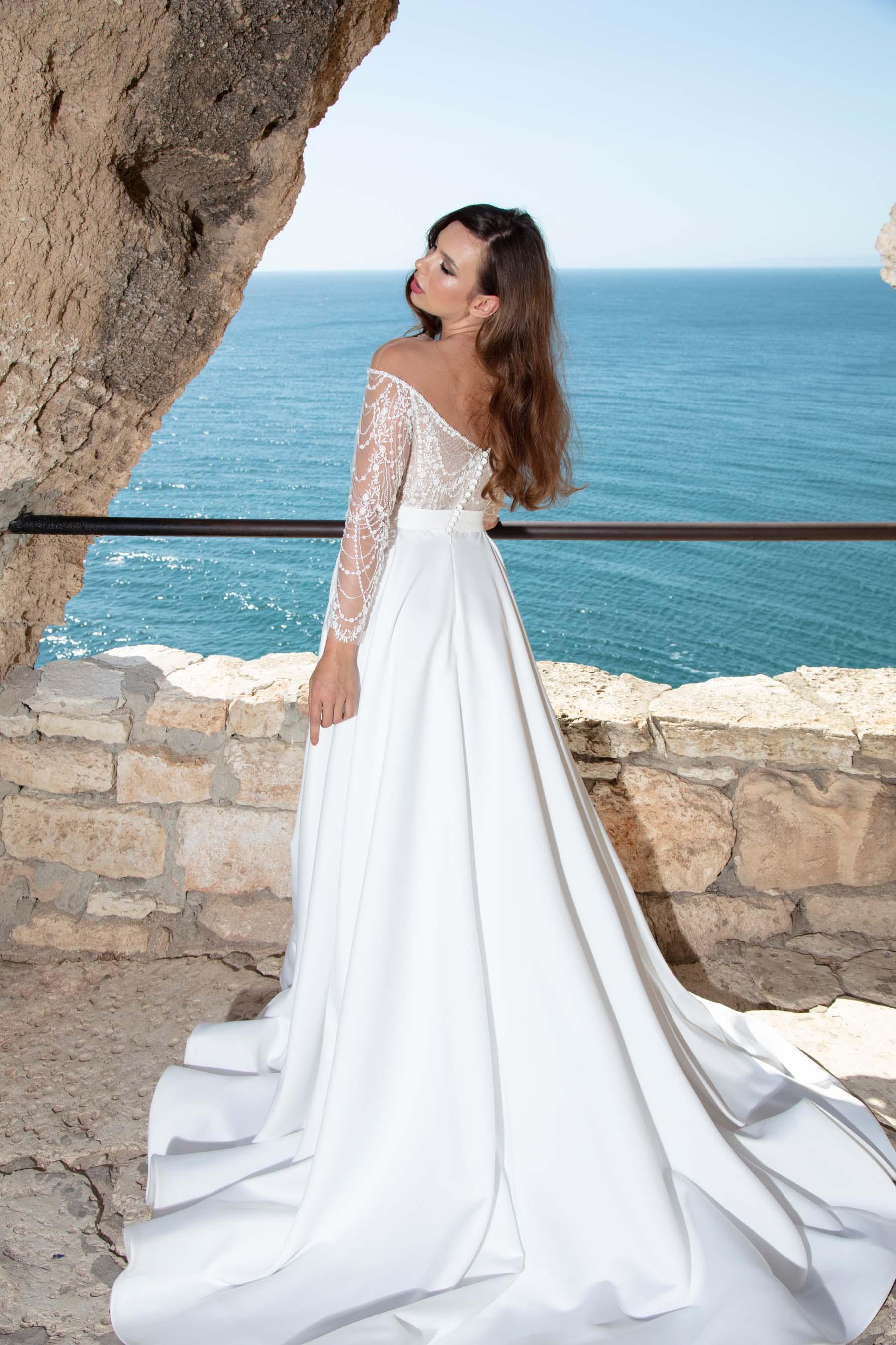 Rochie de Mireasa - Model Fabiana - Adora Sposa (9)