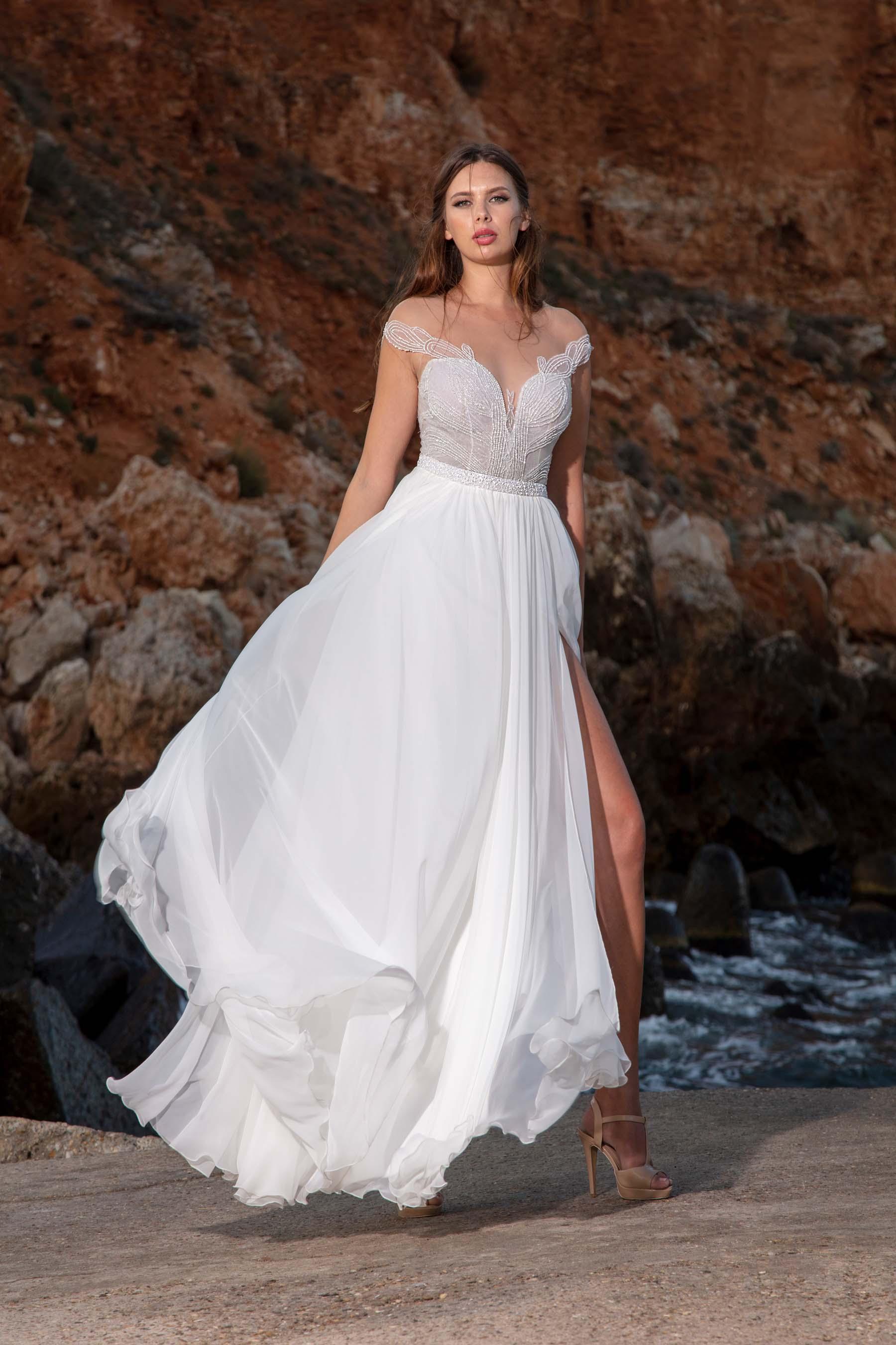 Rochie de Mireasa - Model Fana - Adora Sposa (5)