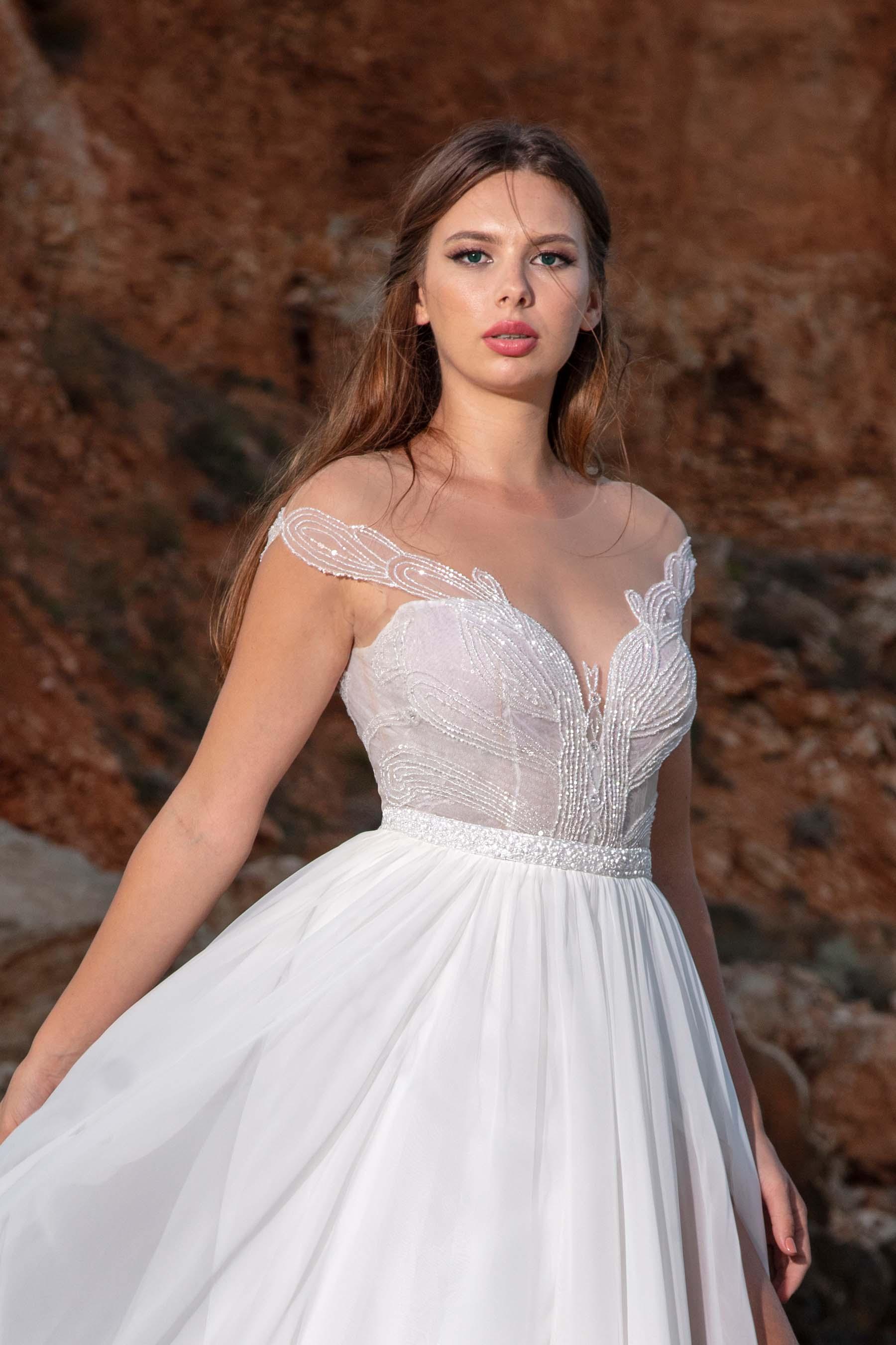 Rochie de Mireasa - Model Fana - Adora Sposa (6)
