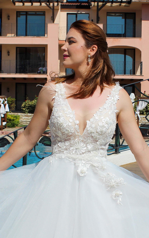 Rochie de Mireasa - Model Fanzana - Adora Sposa (6)
