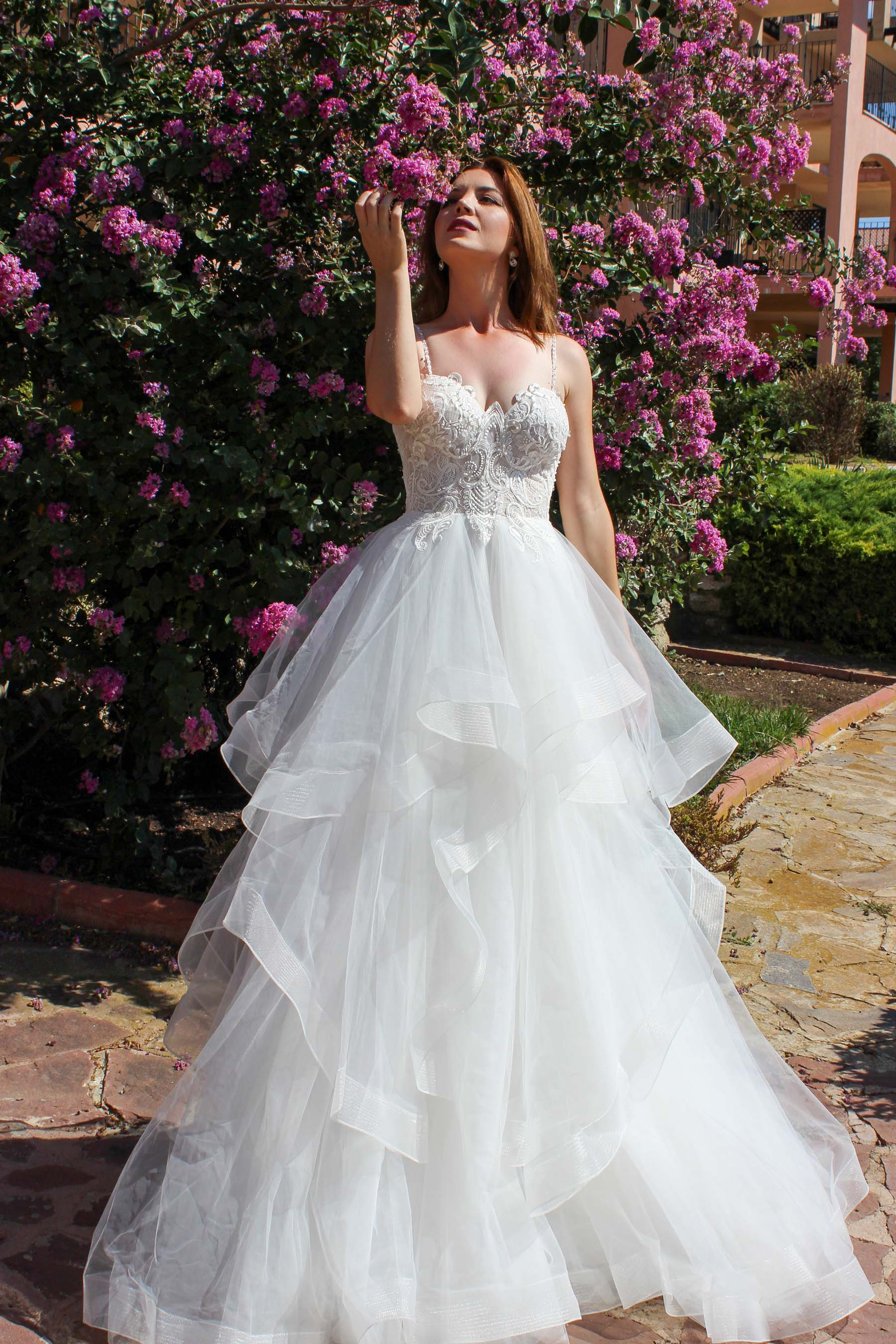 Rochie de Mireasa - Model Fatima - Adora Sposa (1)