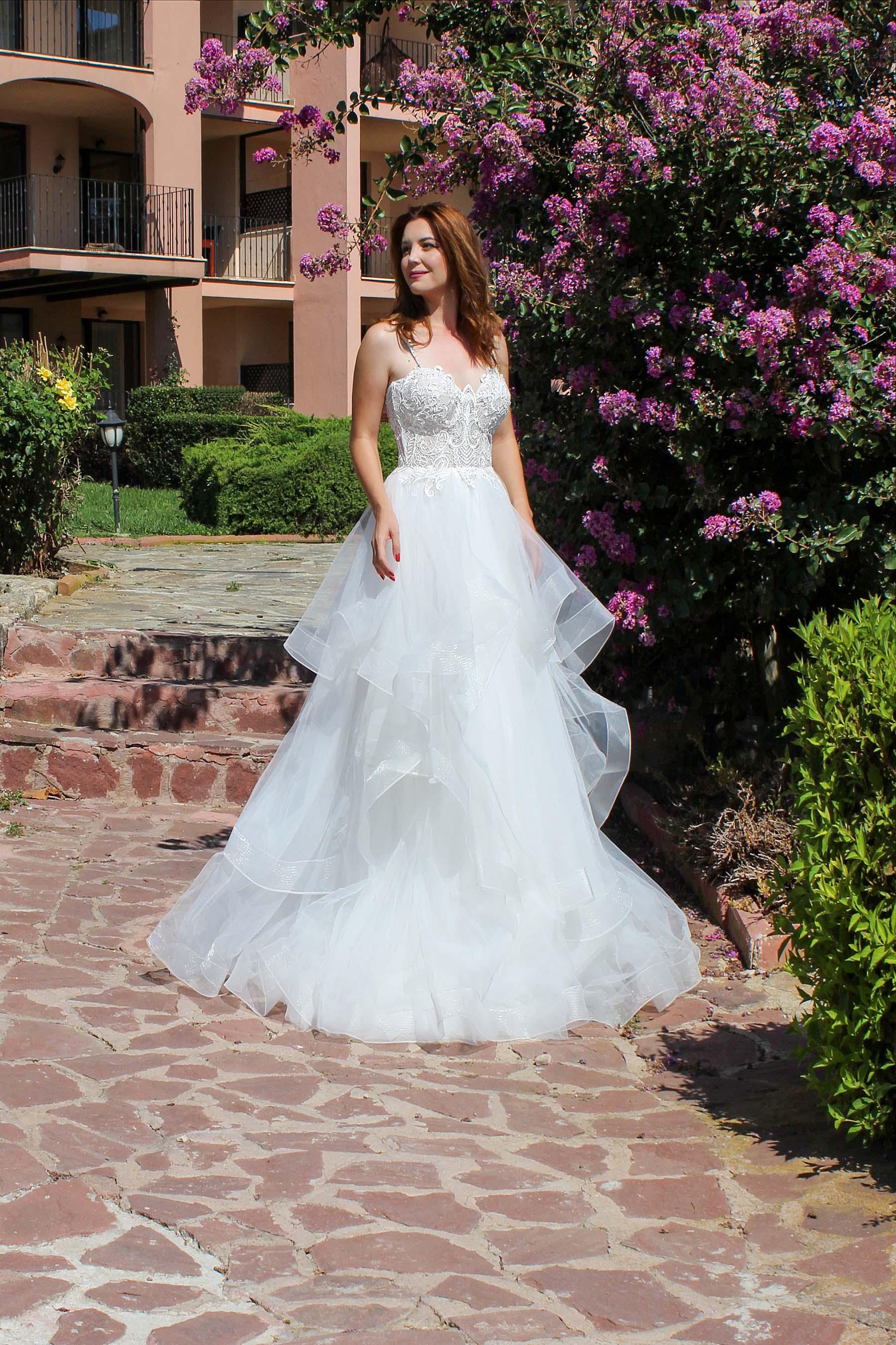 Rochie de Mireasa - Model Fatima - Adora Sposa (2)