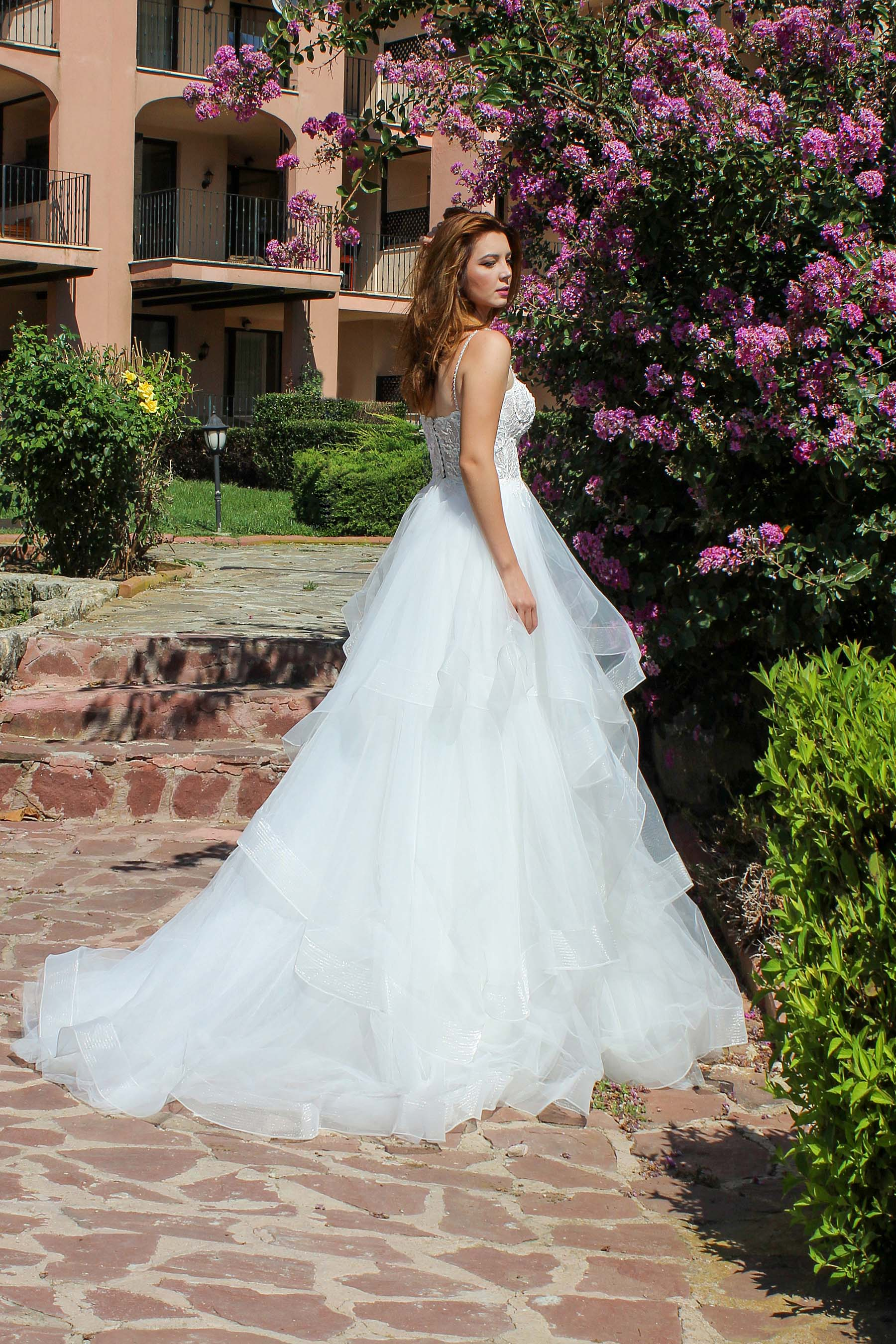 Rochie de Mireasa - Model Fatima - Adora Sposa (3)