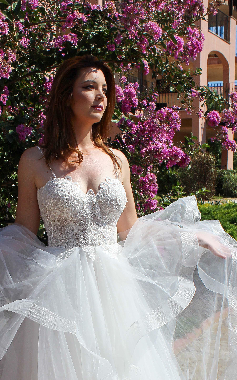 Rochie de Mireasa - Model Fatima - Adora Sposa (4)